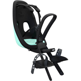Thule Yepp Nexxt Mini siodełko dla dziecka Mocowanie przednie, czarny/turkusowy